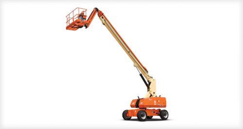 6JLG 60SJ straight boom lift