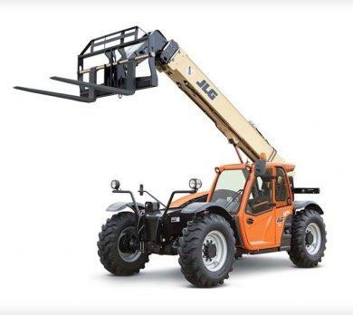 JLG Rough Terrain Forklift