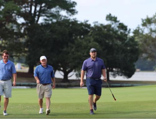 Atlantic Lift Systems at 2017 Claude King Memorial Golf Tournament