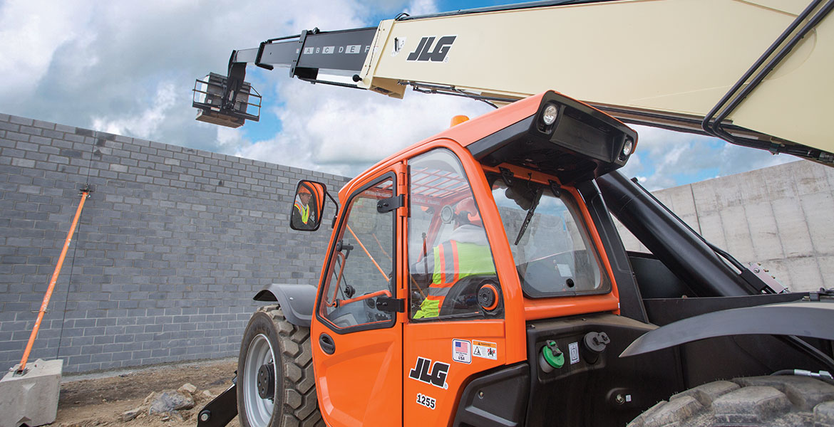Construction Equipment by JLG