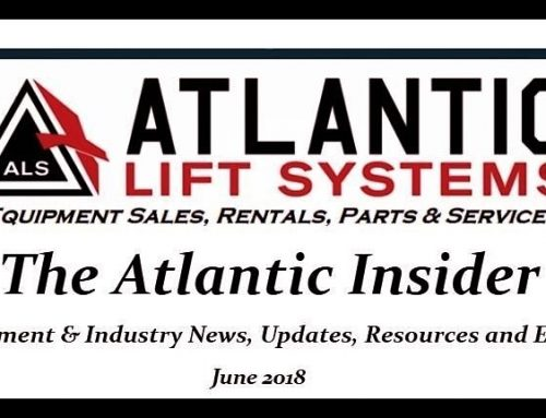 Atlantic Lift Systems Company Newsletter, Vol. 1
