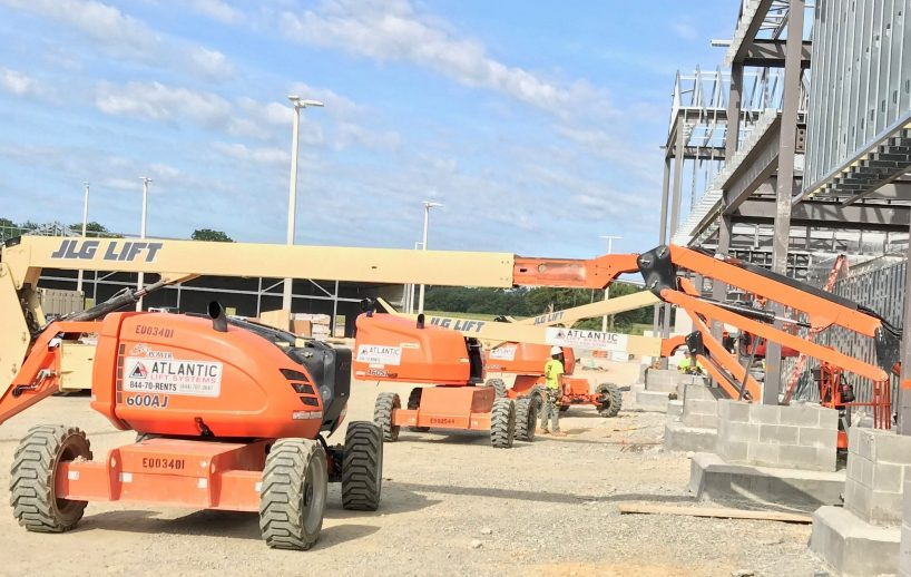 THINK RENTAL, Advantages to renting equipment