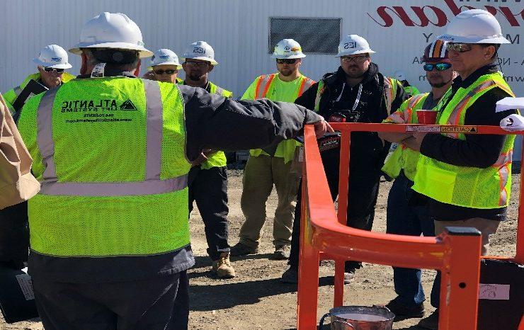 Construction Equipment Safety Talk