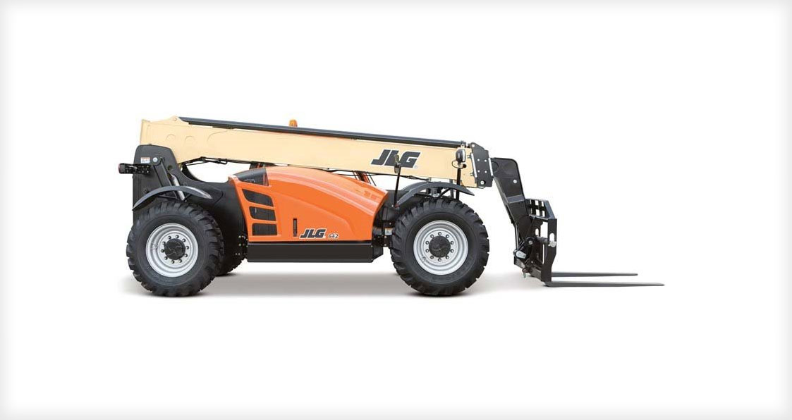 1043 ROUGH TERRAIN FORKLIFT