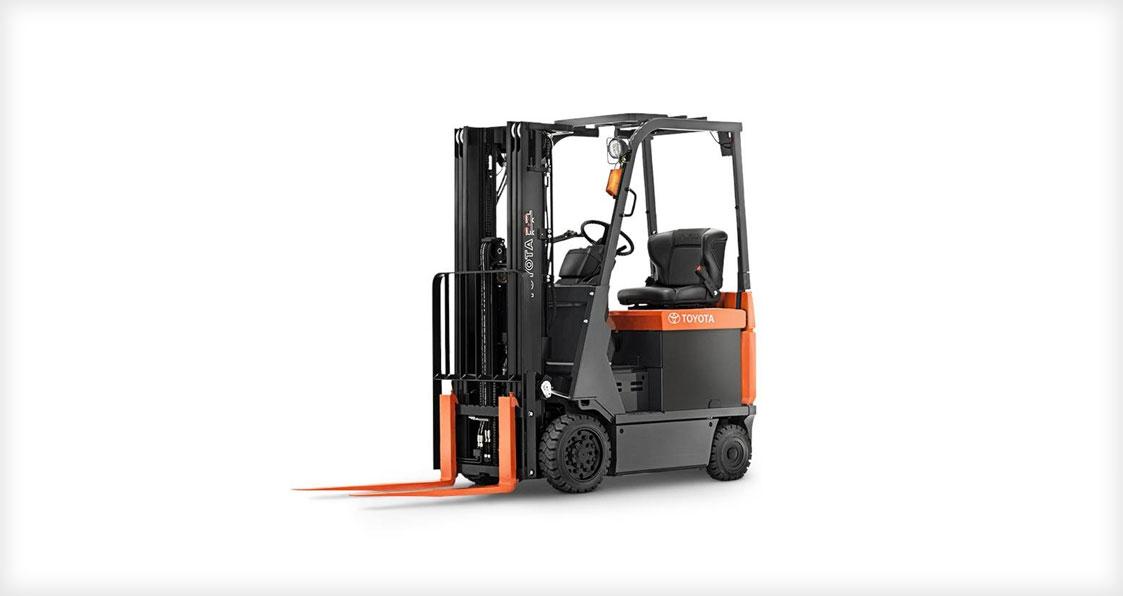 6000lb Electric Forklift