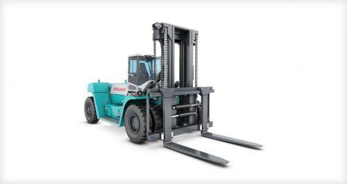 25,000lb. Industrial Forklift