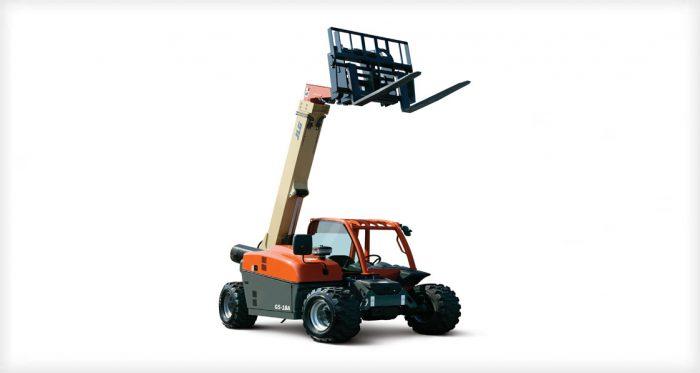 JLG 943 Rough Terrain Forklift