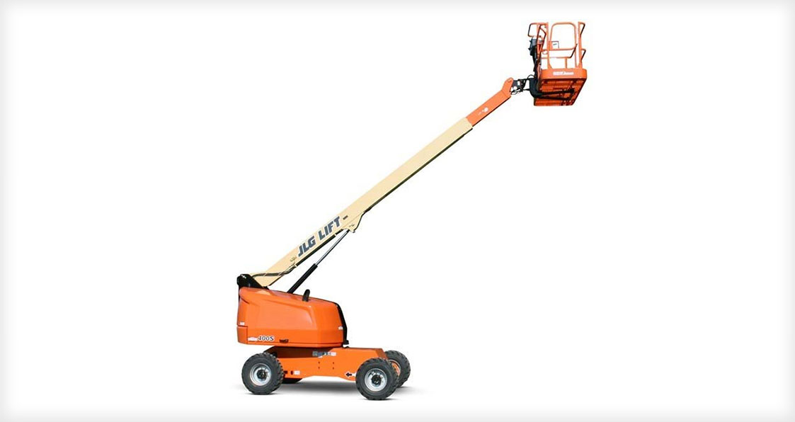 60 foot boom Lift Rental