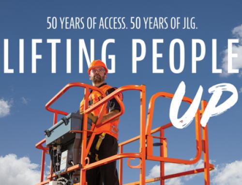 JLG Celebrates 50 Years