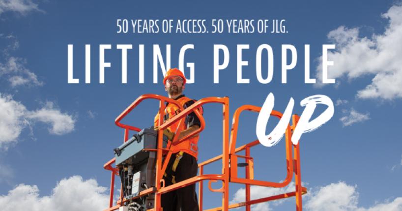 JLG 50 year Anniversary