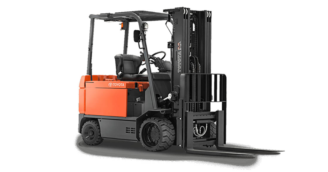 8000lb Electric Forklift